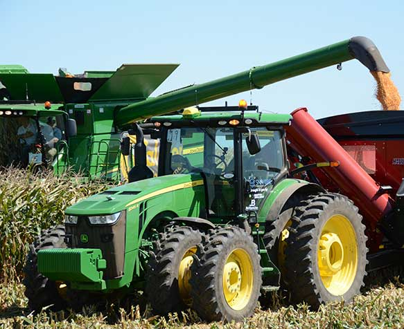 Farm Progress Show offers something for everyone including in-field demonstrations.