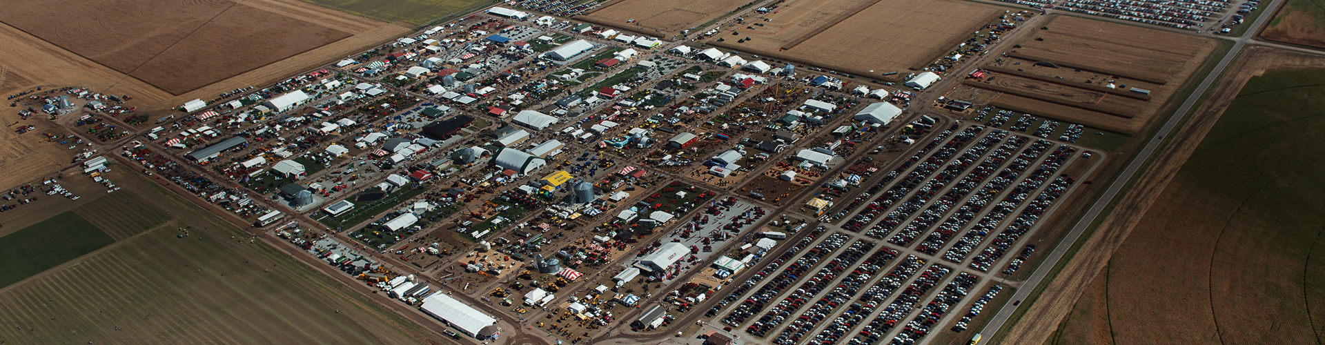 The World's Largest Totally Irrigated Working Farm Show