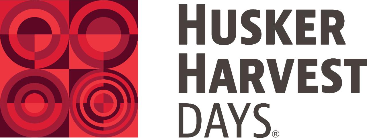 Husker Harvest Days logo